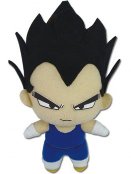 SD Vegeta Plush 5″